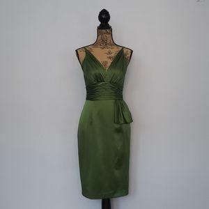 Dina Bar-El Satin Dress